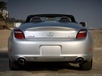Lexus SC 430 2010 poster