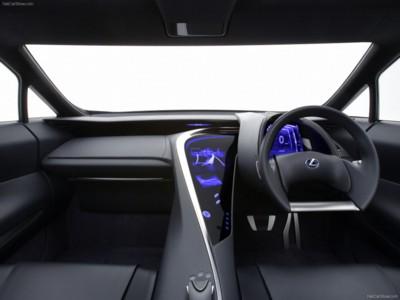Lexus LF-Xh Concept 2007 poster #537895