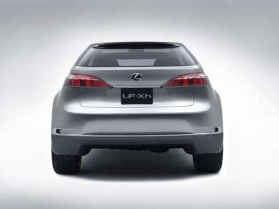 Lexus LF-Xh Concept 2007 poster #537909