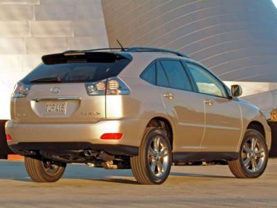 Lexus RX400h 2005 poster #537932