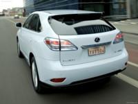 Lexus RX 450h 2010 #537933 poster