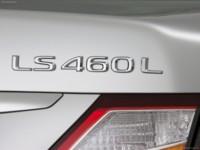 Lexus LS 460 L 2010 poster