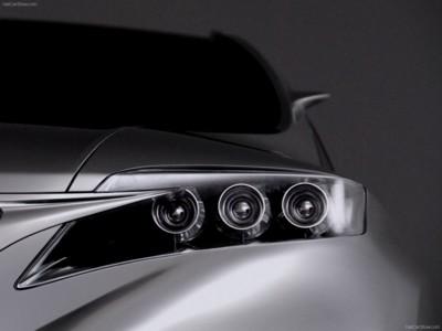 Lexus LF-Xh Concept 2007 poster #537981