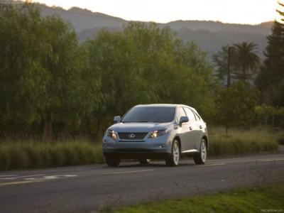 Lexus RX 450h 2010 poster #537996