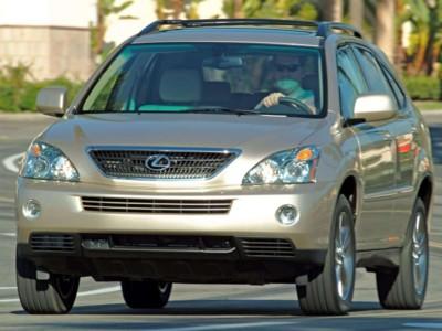 Lexus RX400h 2005 poster #537998