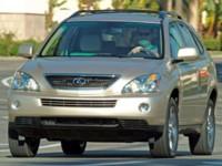 Lexus RX400h 2005 #537998 poster