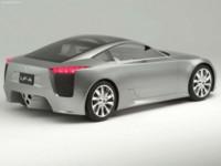 Lexus LFA Concept 2005 poster #537967 - PrintCarPoster.com