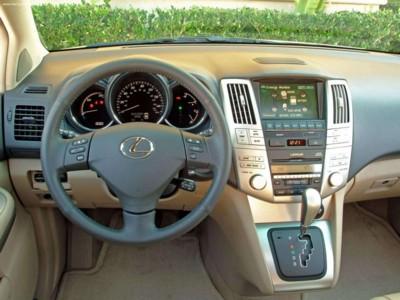 Lexus RX400h 2005 poster #538160