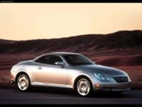 Lexus Sport Coupe Concept 2000 poster