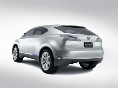 Lexus LF-Xh Concept 2007 poster #538226