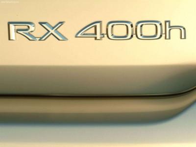 Lexus RX400h 2005 poster #538307
