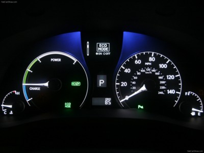 Lexus RX 450h 2010 poster #538340