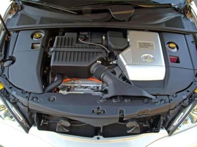 Lexus RX400h 2005 poster #538367