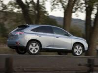 Lexus RX 450h 2010 #538385 poster
