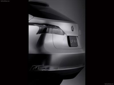 Lexus LF-Xh Concept 2007 poster #538398