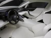 Lexus LF-A Concept 2007 poster