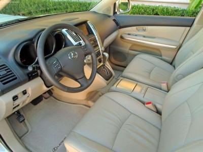 Lexus RX400h 2005 poster #538437
