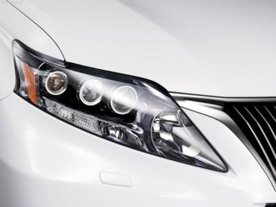 Lexus RX 450h 2010 poster #538480