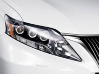 Lexus RX 450h 2010 #538480 poster