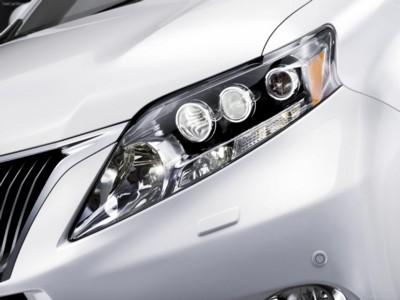 Lexus RX 450h 2010 poster #538517