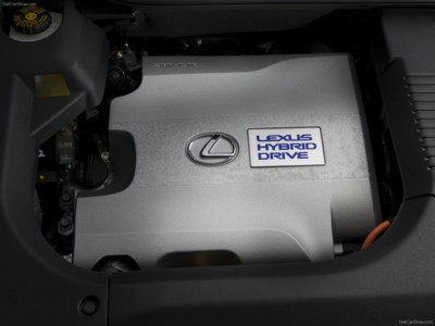 Lexus RX 450h 2010 poster #538584