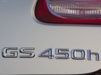 Lexus GS 450h 2010 poster