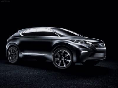 Lexus LF-Xh Concept 2007 poster #538651