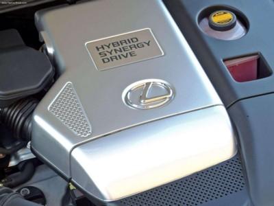 Lexus RX400h 2005 poster #538724