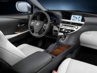 Lexus RX 450h 2010 #538745 poster
