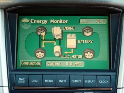 Lexus RX400h 2005 poster #538796