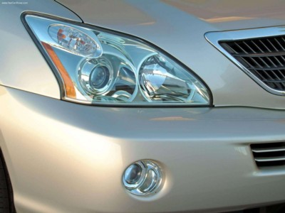 Lexus RX400h 2005 poster #538811