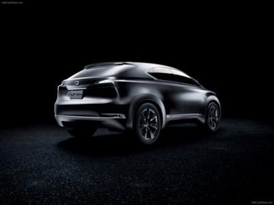 Lexus LF-Xh Concept 2007 poster #538878