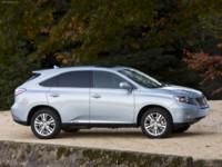 Lexus RX 450h 2010 #538883 poster