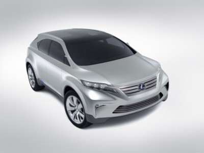 Lexus LF-Xh Concept 2007 poster #538888