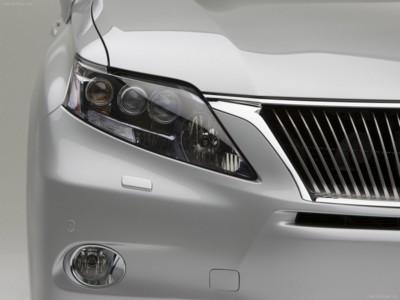 Lexus RX 450h 2010 poster #538899