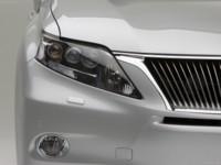 Lexus RX 450h 2010 #538899 poster