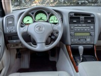 Lexus GS300 2004 poster