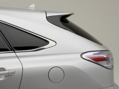 Lexus RX 450h 2010 poster #539047