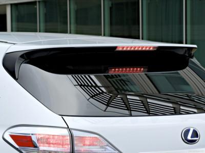 Lexus RX 450h 2010 poster #539082
