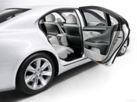 Lexus LS 600h 2010 poster