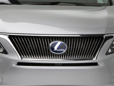 Lexus RX 450h 2010 poster #539114