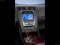 Lexus GS 450h 2009 poster