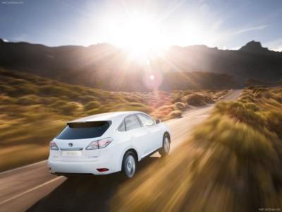 Lexus RX 450h 2010 poster #539183