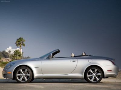 Lexus SC 430 2010 poster #539186