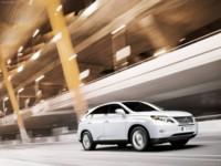 Lexus RX 450h 2010 #539190 poster