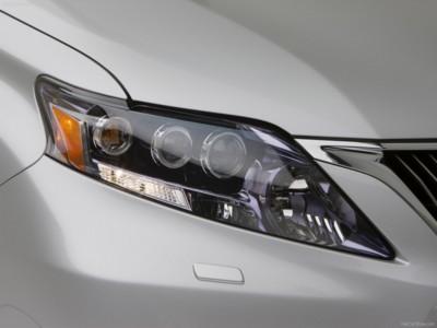 Lexus RX 450h 2010 poster #539240