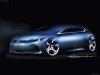 Lexus LF-Ch Concept 2009 poster