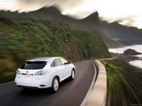 Lexus RX 450h 2010 #539330 poster