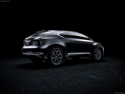 Lexus LF-Xh Concept 2007 poster #539357