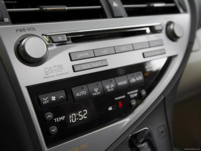 Lexus RX 450h 2010 poster #539402